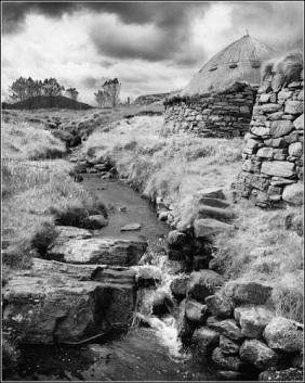 Shawbost Norse Mill and Kiln, Isle of Lewis; Scotland