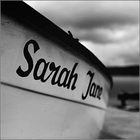 Sarah Jane, Haunn, Eriskay